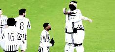 Paul Pogba and Álvaro Morata