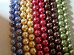 12mm Glass Pearl  15 for $1  Beads for sale - charms,acrylic,glass,gemstone etc.