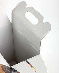 Graficas Ilba, packaging - Trabajos - Fondo automático - La Raña
