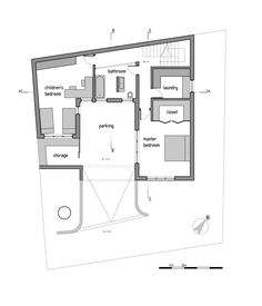 Residence in Aghia Paraskevi,Plan