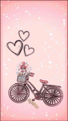 44 Ideas Wallpaper Iphone Bloqueo Pink For 2019 Butterfly Wallpaper, Heart Wallpaper, Cute Wallpaper Backgrounds, Pretty Wallpapers, Love Wallpaper, Galaxy Wallpaper, Nature Wallpaper, Phone Screen Wallpaper, Cellphone Wallpaper