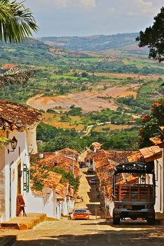 Items similar to Colombia Travel Photography - Colonial Barichara - 8 x 10 Print on Etsy Ecuador, Machu Picchu, Travel Around The World, Around The Worlds, Les Continents, Colombia Travel, South America Travel, Historical Sites, Central America