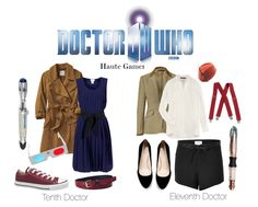 I've been wanting to do a fashion post on Doctor Who for quite awhile. I'm sure there are tons of Doctor Who inspired sets floating around the internet but this is my take on it. I wanted to stay true to the original outfits worn by each actor. I also …