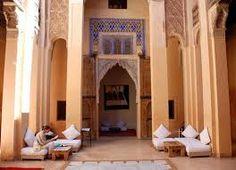 cafe littéraire Dar Cherifa - Marrakech