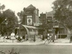 De Vereeniging als danstempel voor de geallieerden, voorjaar 1945.Nijmegen in frontstadtijd ook vertierstad