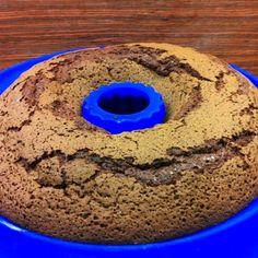 Mi horno de leña: Bizcocho de chocolate al horno