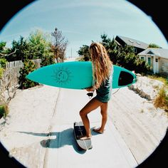 surfing/skateboard