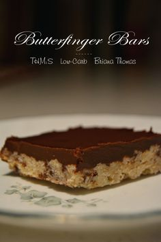 Butterfinger Bars (S)