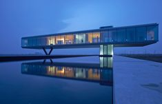paul de ruiter elevates carbon neutral villa kogelhof in noord-beveland, the netherlands