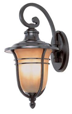 Four Light Outdoor Wall Lantern