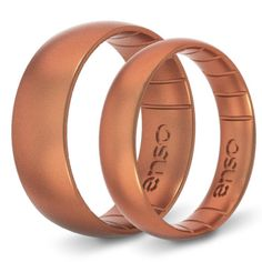 Enso Silicone Wedding Bands and Silicone Rings - Lifetime Guarantee!
