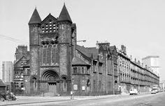 the gorbals glasgow - Google Search - the church I was christened