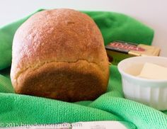 Potato Bread, recipe