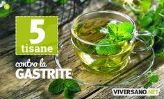 5 Tisane contro la gastrite per prevenire e ridurre il bruciore