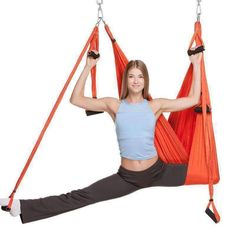 Resistance Bands Anti-gravity Yoga Hammock Fabric Yoga Flying Swing Aerial Traction Device Set Equipment Swing Latest Multifunction Anti-gravity With The Most Up-To-Date Equipment And Techniques