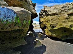 Blowing Rocks Nature Preserve