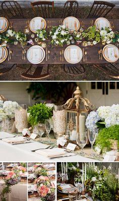 Organic Wedding Ideas - Serendipity Beyond Design