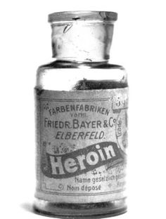 Silent horror.  Cough syrup with heroin and cocaine.  Before it was proved that heroin and cocaine are dangerous, addictive drugs, their universally used to blunt the pain. Several years heroin present in the composition of cough syrup, while Bayer - is the same company that gave us aspirin - has not opened its narcotic nature.