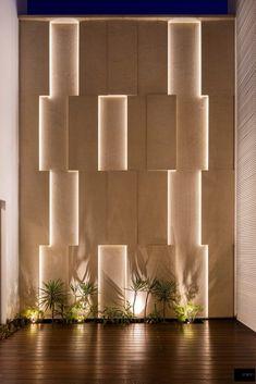 Wall Decor Design, Ceiling Design, Door Design, Wall Panel Design, Exterior Design, Office Interior Design, Interior Walls, Home Interior, Interior Livingroom