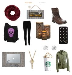"""Fall Essentials!!!! "" by dreamgirl-2002 ❤ liked on Polyvore featuring TOMS, Max Studio, Disney, Diane Von Furstenberg, The Giving Keys, Steve Madden and Aéropostale"