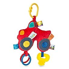 The Taggies Mary Meyer Wheelies Monster Truck Activity Toy is a perfect gift for your little one. The colorful, silky tags help to soothe and relax your baby, while the many textures make the car fun to play with and hold. Doona Car Seat, Car Seats, Activity Toys, Activities, Tactile Stimulation, Childrens Gifts, Buy Buy Baby, Baby Games, Kids Store