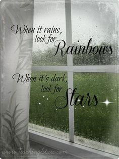 after the rain comes the rainbow on pinterest rain