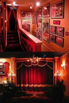 DIY Home Theatre via www. DIY Home Theatre via www. Home Theatre, Movie Theater Rooms, Best Home Theater, Home Theater Setup, Home Theater Speakers, Home Theater Seating, Cinema Room, Home Theater Projectors, Home Theater Design