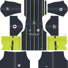12e1c9702 Manchester City Away Kit 2018-19 Dream League Soccer Kits URL 512x512