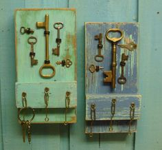 Skeleton Keys...key holder