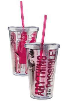 Clear Tumbler | The Barbie Collection