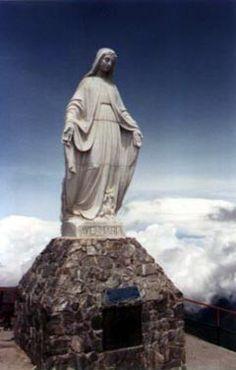 La Virgen de Las Nieves~MERIDA VENEZUELA