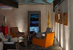 Brasília: pontos de cor intensa marcam ambientes em mostra de decoração - Casa e Decoração - UOL Mulher