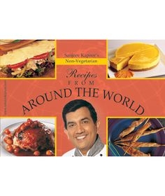 Non Vegetarian Recipes from Around the World: These delicious non vegetarian recipes have been collected from all around the world.