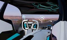 Экран автономно управляемого TorQ