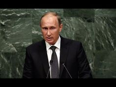Putin Exposes Obama Administration and ISIS Ties at United Nations - YouTube