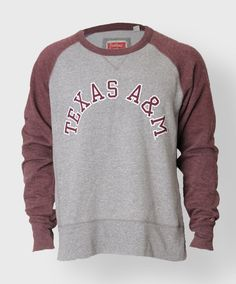 Texas A&M Sweatshirt #AggieGifts #AggieStyle
