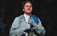 """Q: Shawn Mathey  The lyric tenor talks about being in Dallas Opera's Magic Flute and keeping a busy schedule."" via TheaterJones.com"