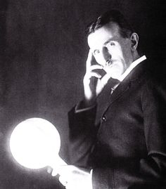 Nicola Tesla was a Serbian American inventor, electrical engineer, mechanical engineer, physicist, and futurist best known for his contributions to the design of the modern alternating current (AC) electricity supply system.