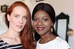 Make Up for Darker Skin Tones❯ For all things beauty, fashion and travel visit smoonstyle.com, a beauty and lifestyle blog by Simone Simons.