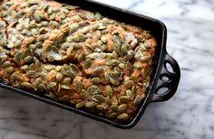 The Flour Sack: Spiced Honey Pumpkin Bread