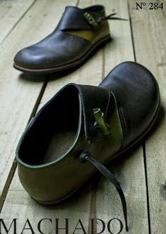 Beautiful handmade shoes!