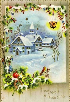Miss Jane: Christmas Cards 1957