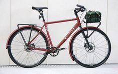 incluye adaptador Snap-it Racktime BASKit Cesta para bicicleta