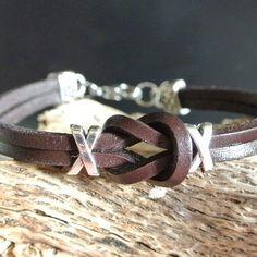 18 mm x 11 mm Rose Cuir Bracelet de Montre sans Fermoir