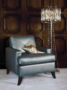 Norwalk Furniture Otis Chair, I can get this and the floor lamp. Let me know.!