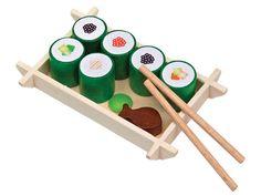 Mini Sushi Set  by Erzi