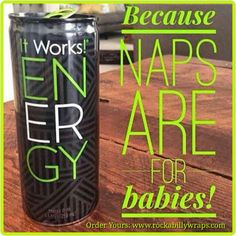 I absolutely  my ENERGY drink. Made with all natural goodness, gives me the boost I need throughout the day, without the crash. I'm not greedy, I'll share if you ask how to get some! DM or text me.  #Rockabillywraps #energy_drinks #energy_drink #teamnosleep #insomnia #busyday #tired #monster #momlife