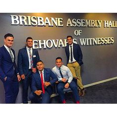 At a regional convention in Brisbane Australia. Photo shared by @micah_piper by jw_witnesses