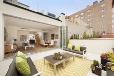 Lonny tours a light-filled fifth-story apartment in the heart of New York City's Soho neighborhood.