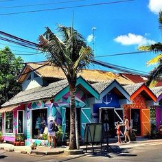 so about our first shop in high-end if you are in - visit them at the corner of jalan kayu aya and jalan petitenget Bali Holidays, This Is Us, Corner, Cabin, House Styles, Happy, Clothing, Shopping, Fashion